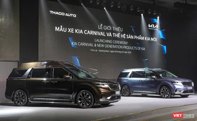 THACO AUTO giới thiệu xe KIA thế hệ mới và công bố khôi phục sản xuất ảnh 3