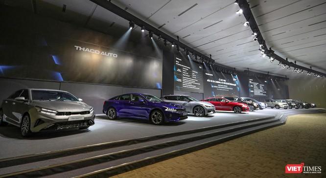 THACO AUTO giới thiệu xe KIA thế hệ mới và công bố khôi phục sản xuất ảnh 2