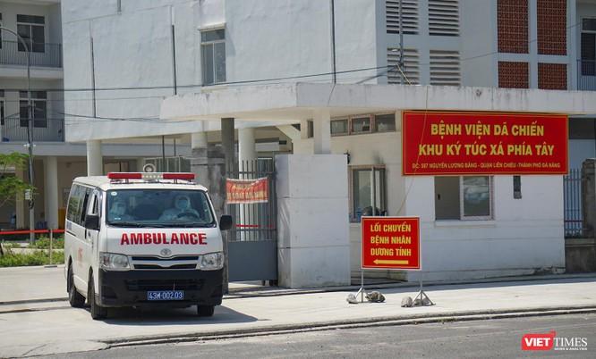Đà Nẵng tạm dừng hoạt động Bệnh viện dã chiến Ký túc xá phía Tây ảnh 1