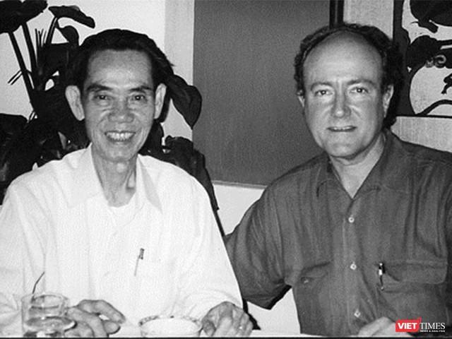 Cuộc gặp định mệnh của người chép sử về Phạm Xuân Ẩn ảnh 1