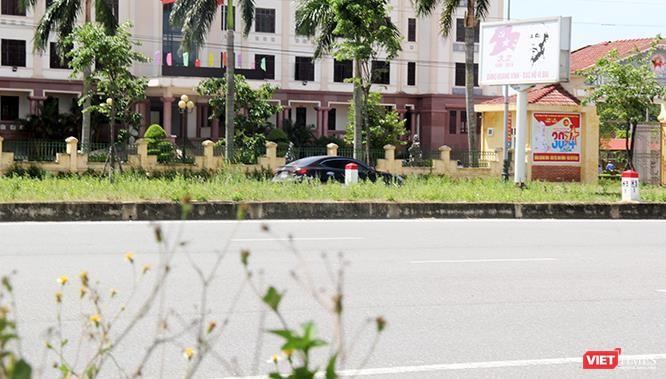 """Hoảng sợ nhìn cách chạy xe """"không giống ai"""" ở huyện Lộc Hà (Hà Tĩnh) ảnh 14"""