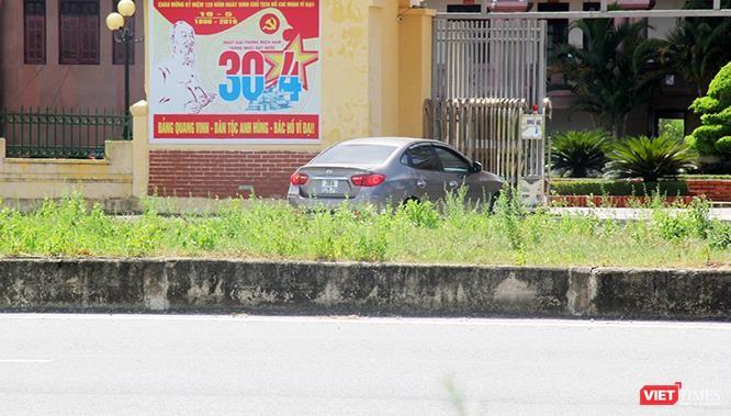 """Hoảng sợ nhìn cách chạy xe """"không giống ai"""" ở huyện Lộc Hà (Hà Tĩnh) ảnh 19"""