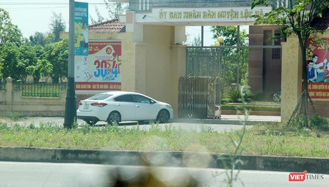 """Hoảng sợ nhìn cách chạy xe """"không giống ai"""" ở huyện Lộc Hà (Hà Tĩnh) ảnh 27"""