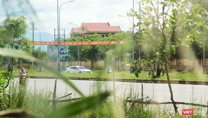 """Hoảng sợ nhìn cách chạy xe """"không giống ai"""" ở huyện Lộc Hà (Hà Tĩnh) ảnh 29"""