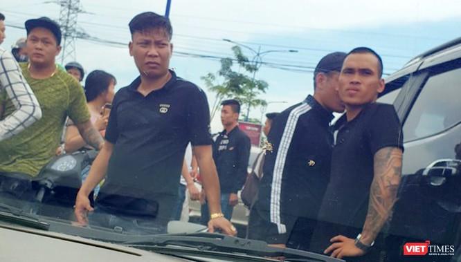 """Bắt chủ doanh nghiệp """"gọi"""" giang hồ vây xe ở Đồng Nai ảnh 1"""