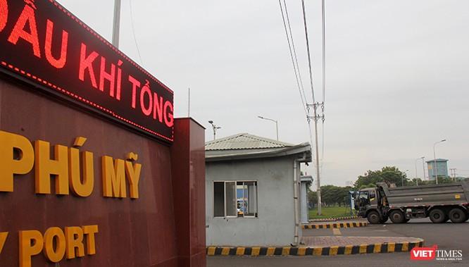 """Cận cảnh đường di chuyển của """"núi nhôm"""" tỷ đô ở Bà Rịa - Vũng Tàu trong nghi án đội lốt nhôm Việt để vào Mỹ ảnh 4"""