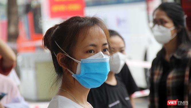 300 sinh viên Hải Dương giữa tâm dịch COVID-19: Vào TP.HCM không phải để buồn ảnh 3