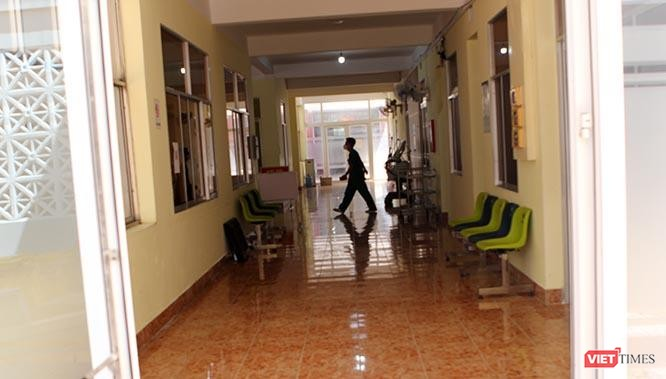 Bên trong một bệnh viện điều trị Covid-19 ở TP.HCM ảnh 7