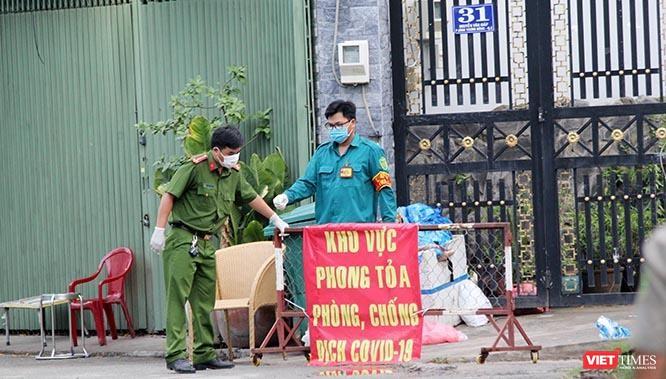Khi bà con Sài Gòn chung tay cùng tuyến đầu chống dịch COVID-19 ảnh 9