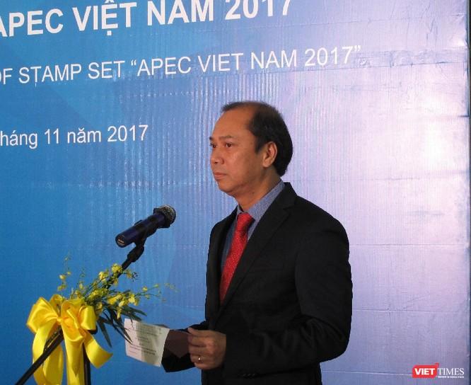 Bộ tem chào mừng APEC khẳng định vai trò, tầm nhìn chiến lược của Việt Nam ảnh 4