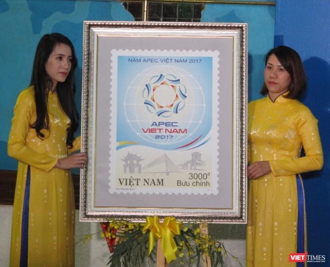 Bộ tem chào mừng APEC khẳng định vai trò, tầm nhìn chiến lược của Việt Nam ảnh 3