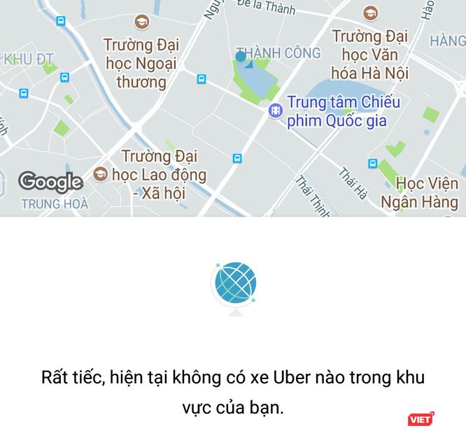 Bùi ngùi thời khắc Uber chính thức rời Việt Nam ảnh 1