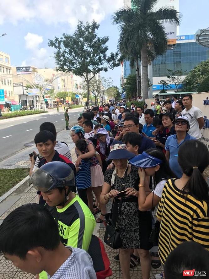 Lễ đón Tổng thống Mỹ Donald Trump đến Đà Nẵng dự Tuần lễ cấp cao APEC ảnh 19