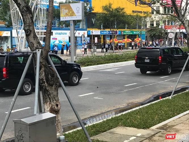 Lễ đón Tổng thống Mỹ Donald Trump đến Đà Nẵng dự Tuần lễ cấp cao APEC ảnh 23