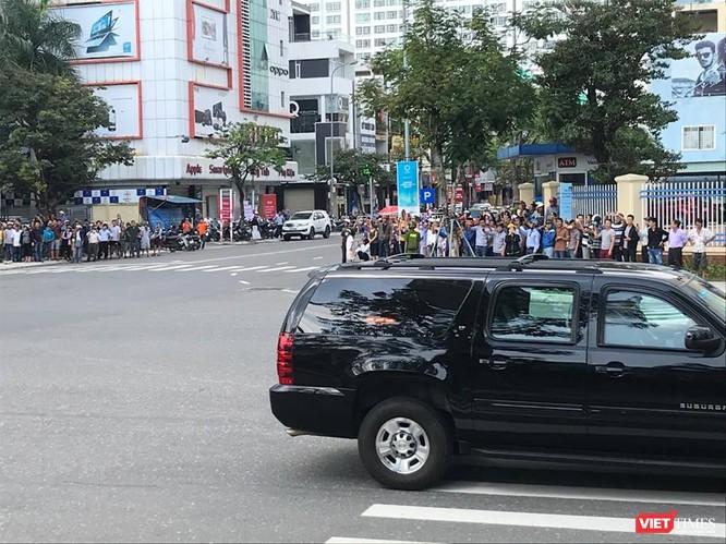 Lễ đón Tổng thống Mỹ Donald Trump đến Đà Nẵng dự Tuần lễ cấp cao APEC ảnh 24