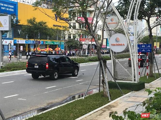 Lễ đón Tổng thống Mỹ Donald Trump đến Đà Nẵng dự Tuần lễ cấp cao APEC ảnh 25