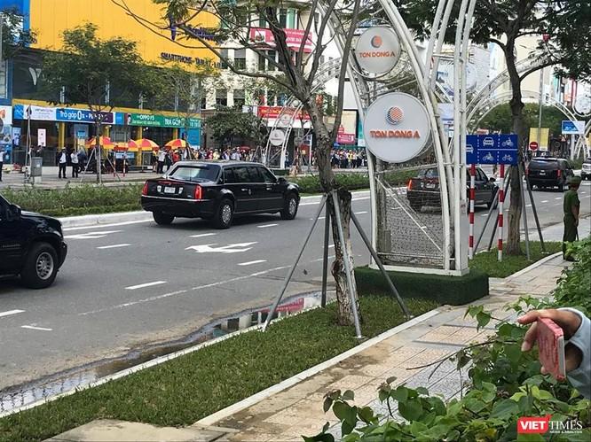 Lễ đón Tổng thống Mỹ Donald Trump đến Đà Nẵng dự Tuần lễ cấp cao APEC ảnh 26