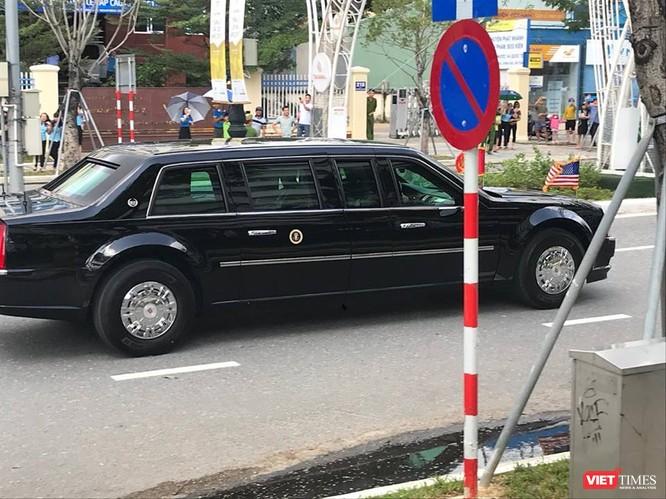 Lễ đón Tổng thống Mỹ Donald Trump đến Đà Nẵng dự Tuần lễ cấp cao APEC ảnh 27