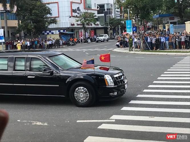 Lễ đón Tổng thống Mỹ Donald Trump đến Đà Nẵng dự Tuần lễ cấp cao APEC ảnh 28