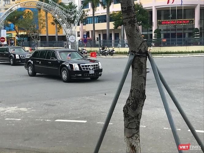 Lễ đón Tổng thống Mỹ Donald Trump đến Đà Nẵng dự Tuần lễ cấp cao APEC ảnh 29