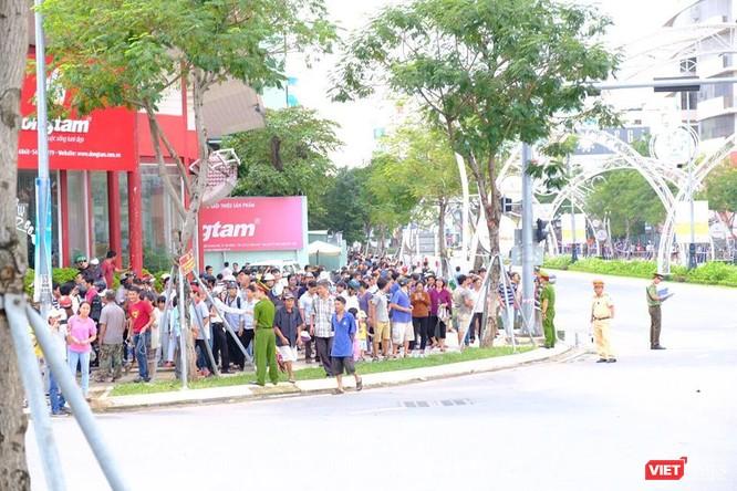Lễ đón Tổng thống Mỹ Donald Trump đến Đà Nẵng dự Tuần lễ cấp cao APEC ảnh 30