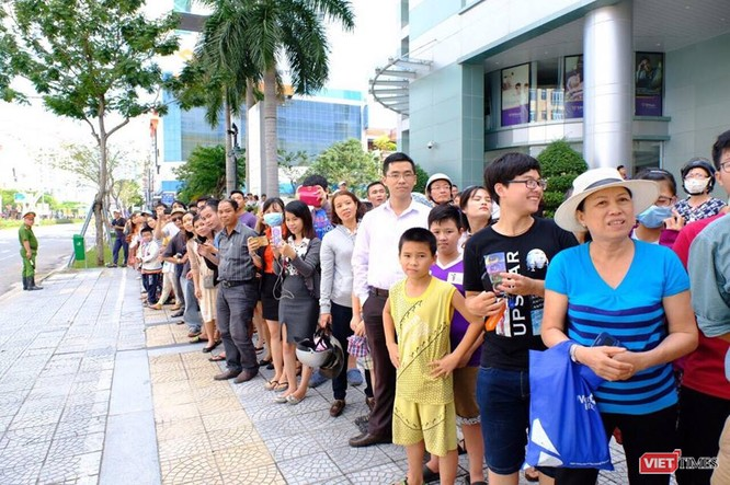 Lễ đón Tổng thống Mỹ Donald Trump đến Đà Nẵng dự Tuần lễ cấp cao APEC ảnh 31