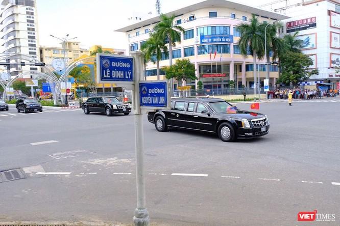 Lễ đón Tổng thống Mỹ Donald Trump đến Đà Nẵng dự Tuần lễ cấp cao APEC ảnh 35