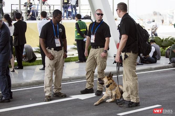 Đặc vụ Mỹ đang chuẩn bị hết sức kỹ càng