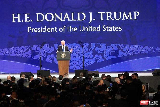 """Tổng thống Donald Trump muốn thương mại công bằng """"không để nước Mỹ bị lợi dụng"""" ảnh 1"""
