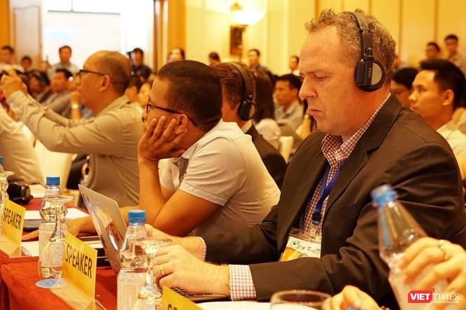 Banking Vietnam 2018: Thúc đẩy thanh toán phi tiếp xúc, hướng tới phát triển nền kinh tế số ảnh 7
