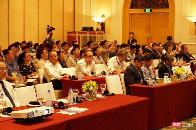 Banking Vietnam 2018: Thúc đẩy thanh toán phi tiếp xúc, hướng tới phát triển nền kinh tế số ảnh 1
