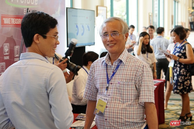 Banking Vietnam 2018: Thúc đẩy thanh toán phi tiếp xúc, hướng tới phát triển nền kinh tế số ảnh 12