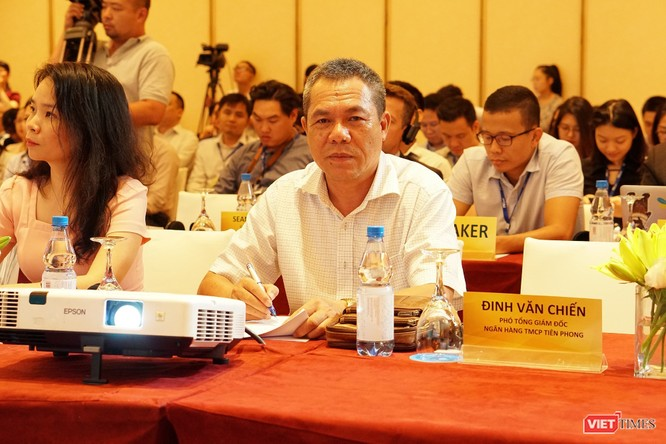 Banking Vietnam 2018: Thúc đẩy thanh toán phi tiếp xúc, hướng tới phát triển nền kinh tế số ảnh 4