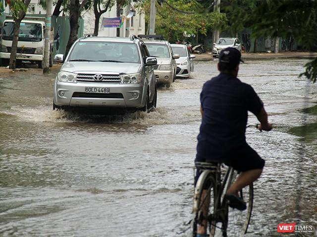 Người Sài Gòn trấn tĩnh sau bão lớn ảnh 12