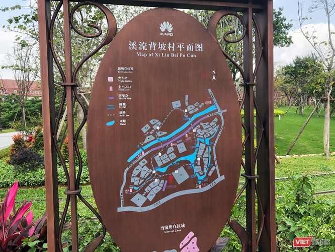 Thăm khu phức hợp Huawei tại Trung Quốc - lâu đài châu Âu giữa lòng châu Á ảnh 1