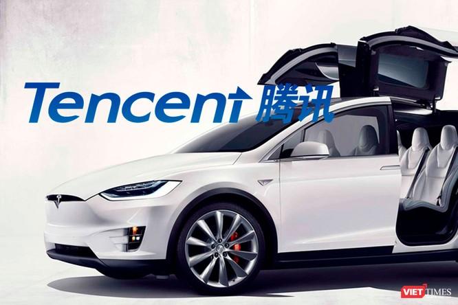 Tập đoàn Tencent của Trung Quốc đầu tư hơn 1,77 tỷ USD để có được 5% cổ phần của Tesla