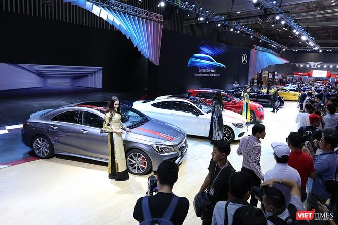 Tận hưởng lộc đầu năm 2018 cùng Mercedes-Benz Việt Nam ảnh 1