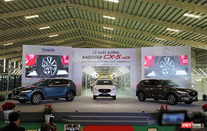Mazda CX-5 mới tăng giá so với công bố trước đó