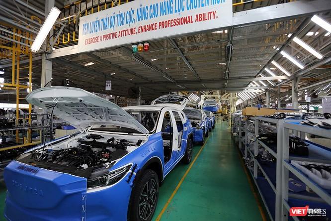 Năm 2018, nhiều hãng xe liên doanh sẽ quay trở lại việc tập trung vào sản xuất, rắp ráp xe