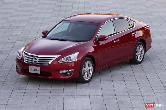 Nissan Teana mới đây đã được công bố giá bán mới giảm gần 200 triệu đồng
