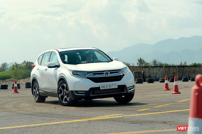 Honda CR-V 2018 bị gỉ sét nghiêm trọng chỉ sau vài tháng sử dụng ảnh 4