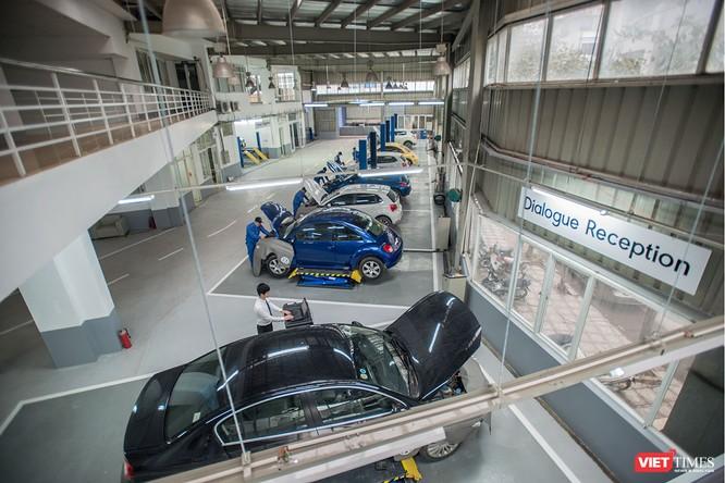 Hai showroom của đại lý 4S VW AutoHaus đồng loạt khai trương tại Hà Nội ảnh 3