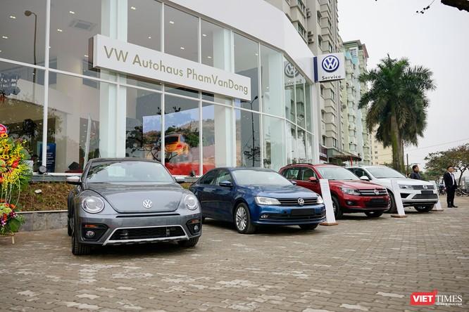 Hai showroom của đại lý 4S VW AutoHaus đồng loạt khai trương tại Hà Nội ảnh 4