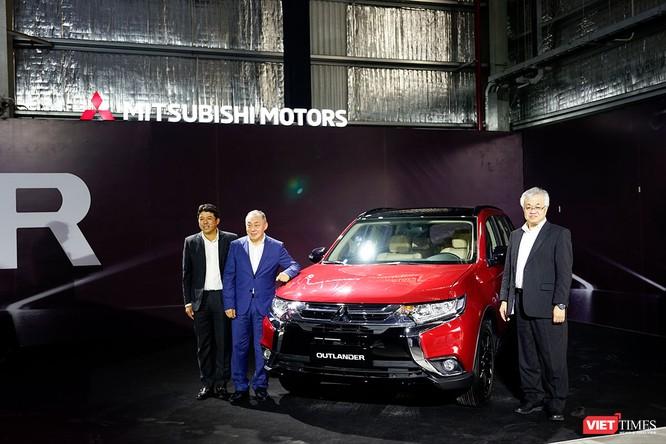 Mitsubishi Việt Nam chính thức lắp ráp Outlander, giá rẻ hơn, tiện nghi hơn ảnh 1