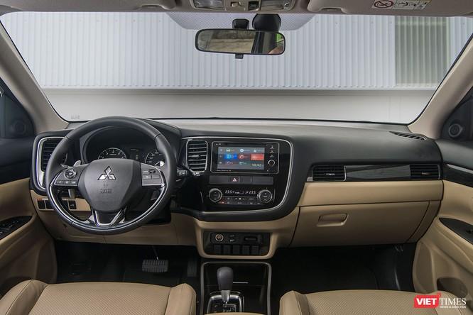 Mitsubishi Việt Nam chính thức lắp ráp Outlander, giá rẻ hơn, tiện nghi hơn ảnh 3