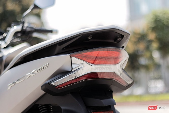 Những điểm được và chưa được trên Honda PCX 2018 ảnh 17