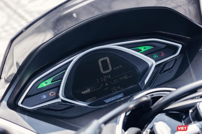 Những điểm được và chưa được trên Honda PCX 2018 ảnh 3