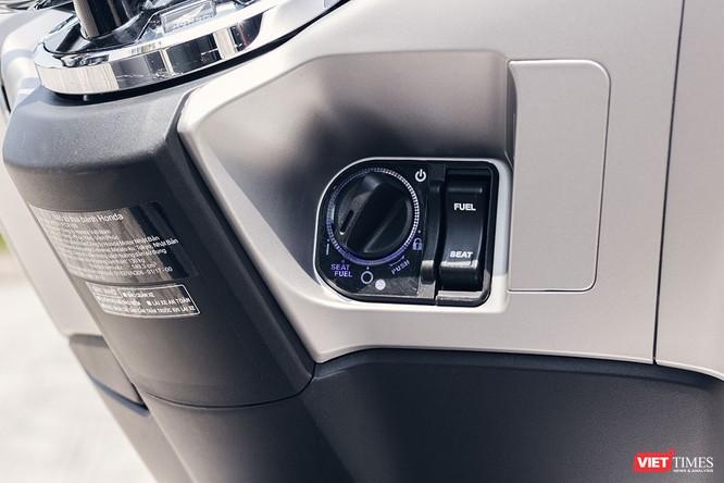 Những điểm được và chưa được trên Honda PCX 2018 ảnh 18