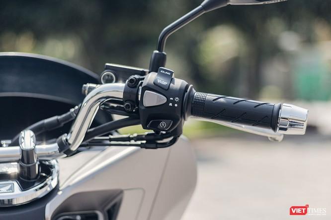 Những điểm được và chưa được trên Honda PCX 2018 ảnh 4