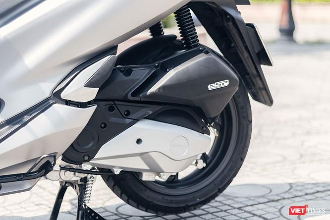 Những điểm được và chưa được trên Honda PCX 2018 ảnh 9